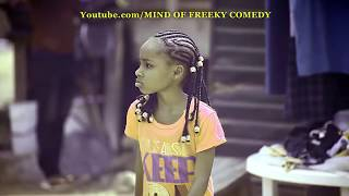 LITTLE GIRL TROWING MONEY ON THE FLOOR  (mind of freeky comedy) Lesson to learn