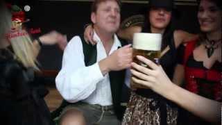 OHT Himbeer Toni  Feat. Lingo - Wossa Wossa [official Music Video HD] Oktoberfest-Hit 2012