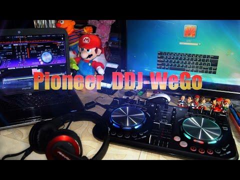 Unboxing Pioneer DDJ-WeGO Digital DJ Controller HD-Video