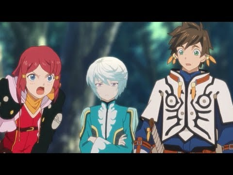 Tales of Zestiria CRACK 12 [Parody]