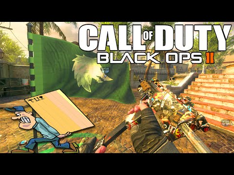 WORST IMPRESSION EVER Call Of Duty: Black Ops 2 w TBNRkenWorth