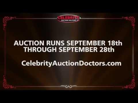 Celebrity Auction Doctors 9/18 Arnold Schwarzenegger WWF TEEN MOM American Idol JENNIFER HUDSON