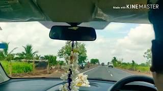 Tata tiago performance in state  highway Bijapur to Bagalkot
