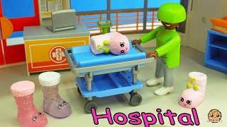 Craziest Day - Crazy Weird Shopkins Medical Video