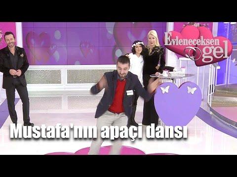 Evleneceksen Gel - Mustafa'dan Apaçi Dansı