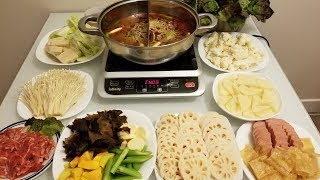 Chinese Hot Pot/ Shabu Shabu /Fondue (HD)