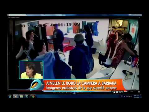 video revelador: escandaloso robo en la gala de gran hermano