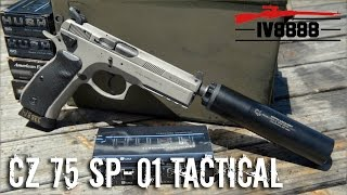 CZ 75 SP-01 Tactical Urban Grey