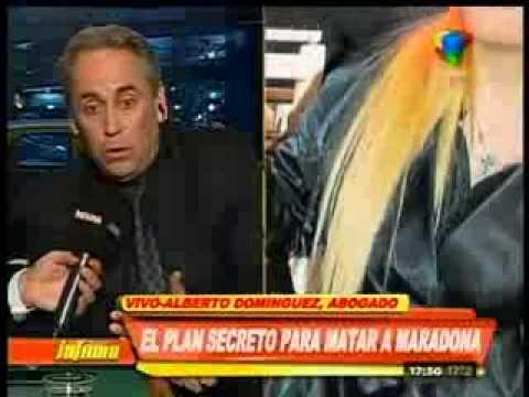 Nadie quiso matar a Maradona, les hice la gran Fariña, querían ficción les di ficción