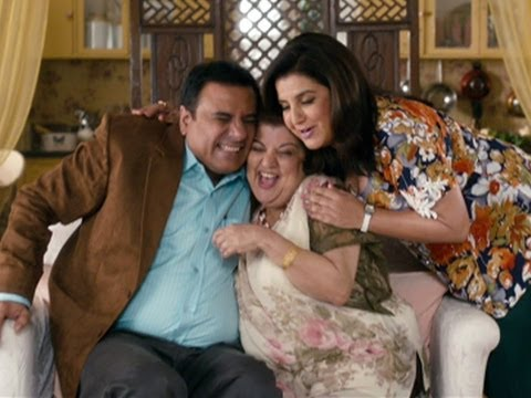Boman Irani Impresses Farah's Mother   - Shirin Farhad Ki Toh Nikal Padi