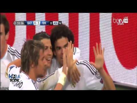 Bayern München vs Real Madrid 0 4 UEFA Champions League 29 04 2014   YouTube