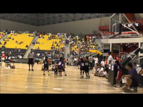 NYS MISSFITS 2014 NIKKEI GAMES 3 ON 3 BASKETBALL HIGHLIGHTS