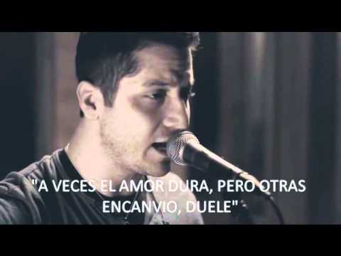 Adele - Someone Like You (Boyce Avenue acoustic cover) Subtitulada en Español