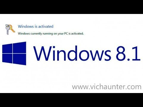 Activar y validar Windows 8.1 Enterprise Final