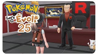 Der Chef vom Team Rocket #25 Pokémon Let's Go Evoli - Let's Play