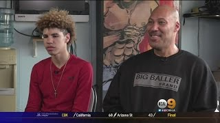 LaMelo Ball Discusses Historic Game