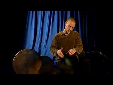 Darbuka beginner instruction