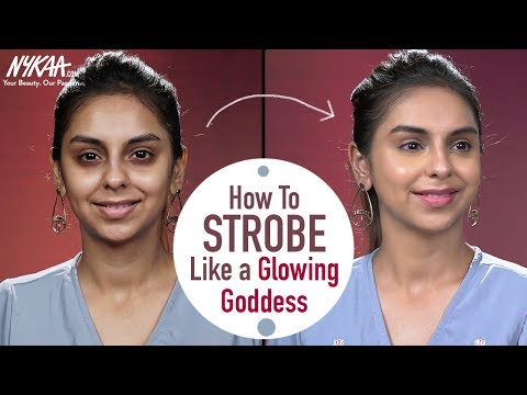 How To Strobe Like a Pro Ft. Aanam C | Nykaa