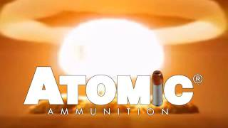 Atomic Ammunition 40 S&W Gel Block