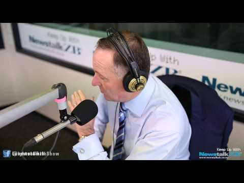 ZBTV: John Key - Predictions and coalitions