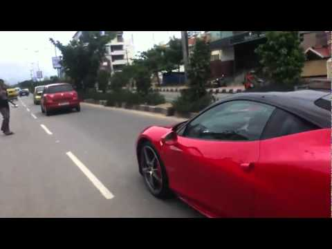 Ferrari in  Nugegoda - Sri Lanka