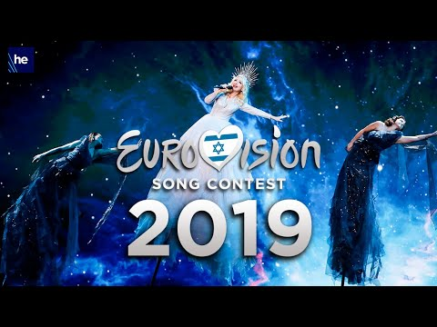 My Top 41 - Eurovision Song Contest 2019
