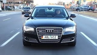 $180,000 Audi A8L W12 For $50,000!!!