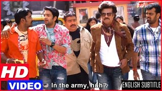 Lingaa Tamil Movie   Back To Back Comedy Scenes II   Rajinikanth   Santhanam   Anushka   Sonakshi