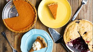 Thanksgiving Pies Around The US