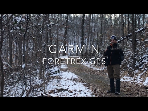Garmin Foretrex GPS