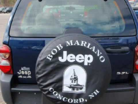 2006 Jeep Liberty Concord NH 03301