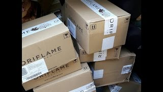 Unboxing Oriflame C14 + GIVEAWAY(inchis) II Mikky Michellee