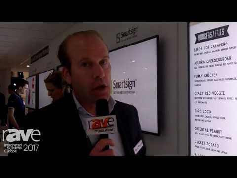 ISE 2017: Gauddi With LG webOS Smart Signage Platform