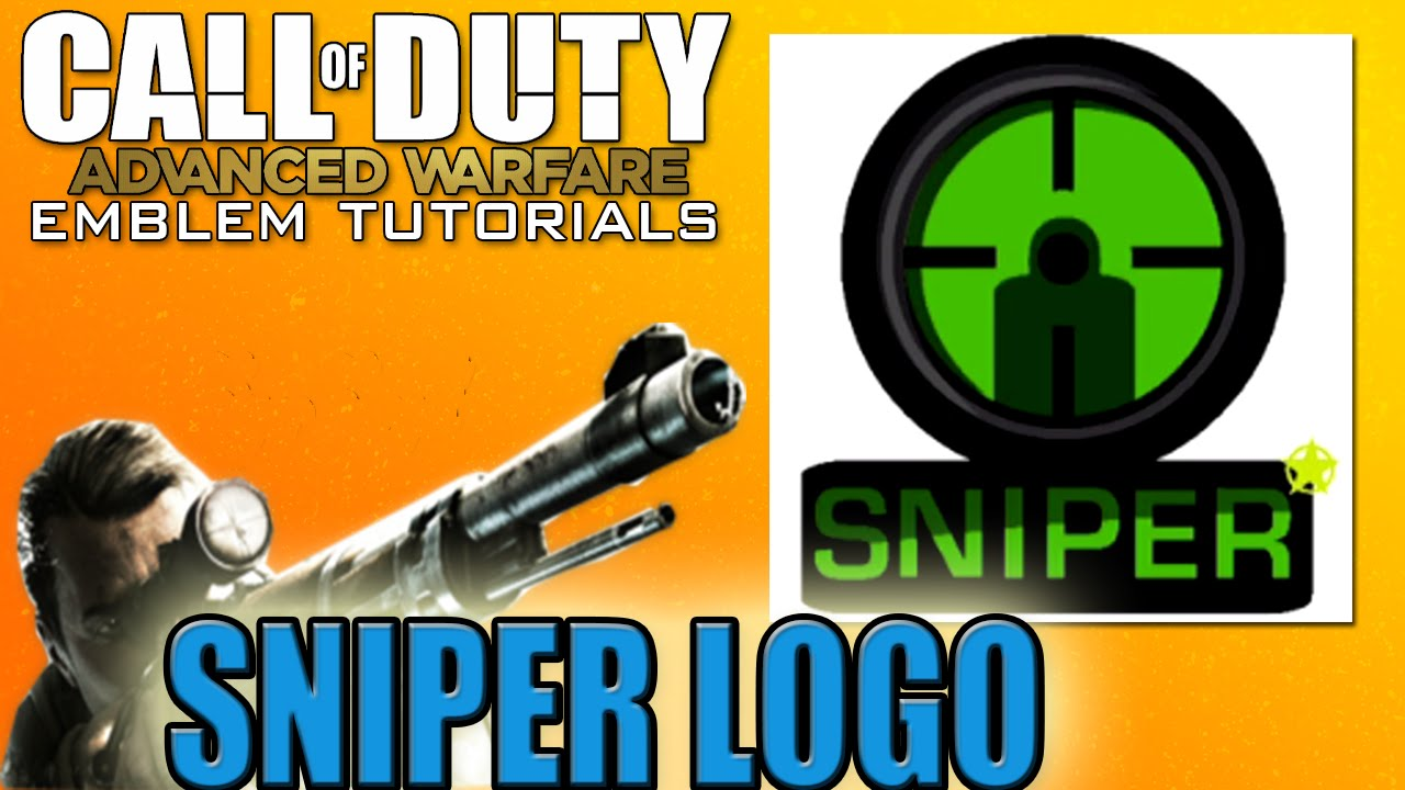 Warfare Snipers Advanced Warfare Sniper Emblem