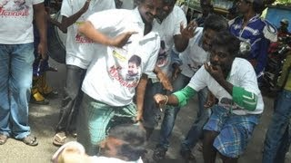 Thalaiva - Vijay Fans Celebrated Thalaivaa First Day First Show in all over Tamil Nadu | Public Review