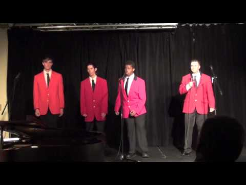 """Sherry Baby"" - Seacrest Country Day School Jersey Boys"