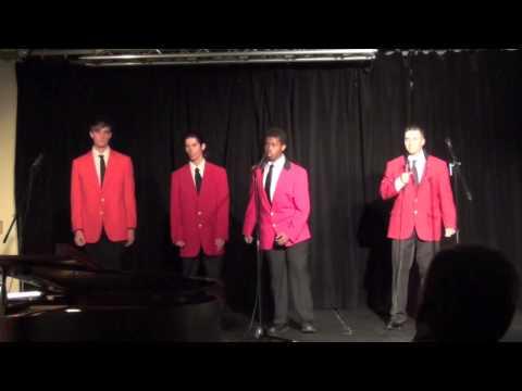 """Sherry Baby"" - Seacrest Country Day School Jersey Boys - 10/25/2014"