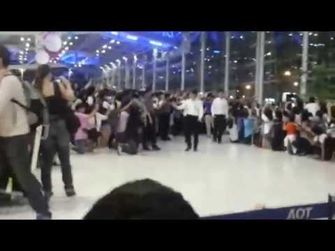 [20140410] Taeyeon @Suvarnabhumi Airport Bangkok