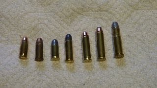 32 Caliber Ammo Comparison