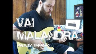 Vai Malandra (Anitta) - Wesley Safadão - Forró na Guitarra Cover - Luiz Eduardo Zebu