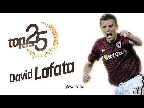 TOP 25 osobností: David Lafata