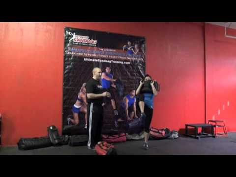 Ultimate Sandbag Training Super Strong Lower Body Exercises Image 1