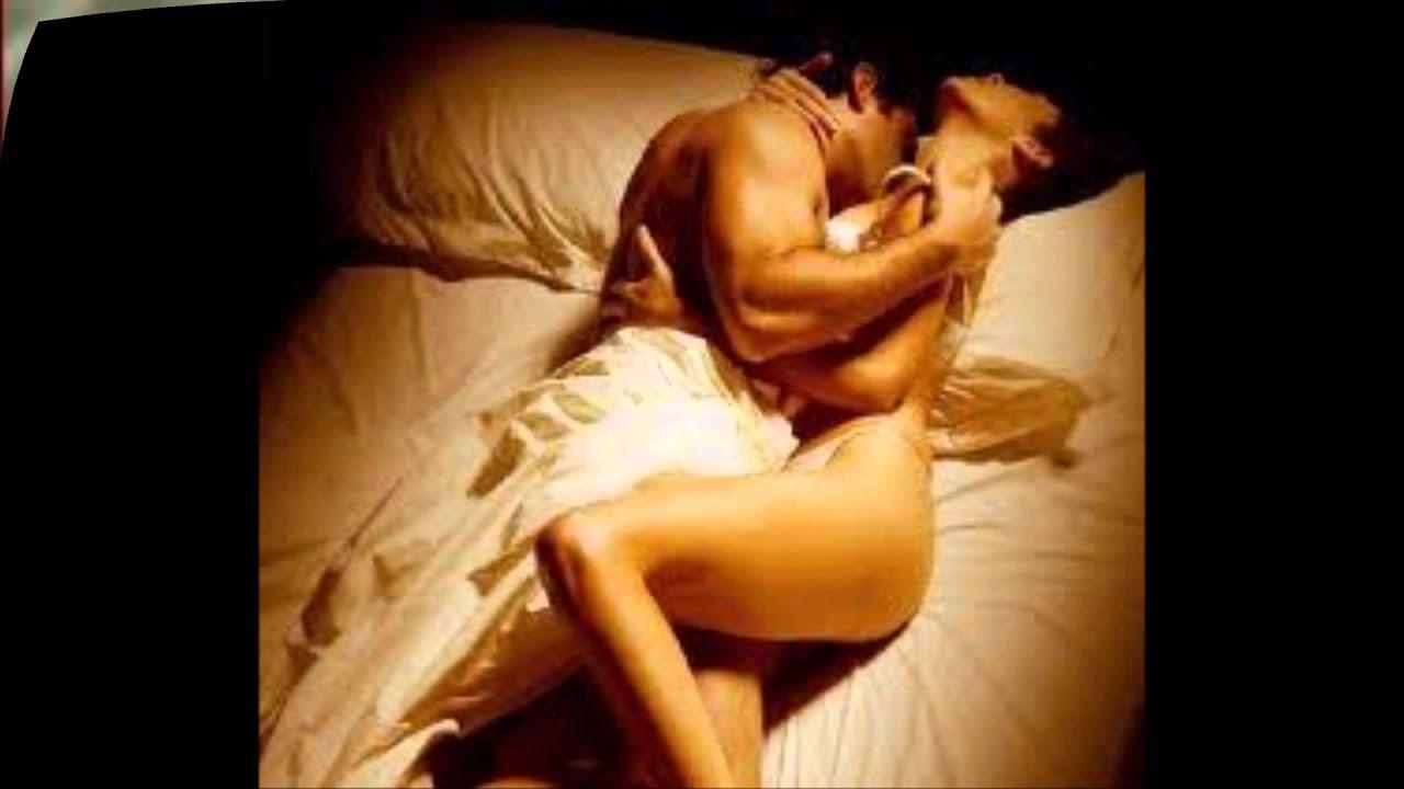 Секс в постеле ночью 9 фотография