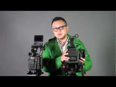 Canon C100 Cinema EOS Cameras Review