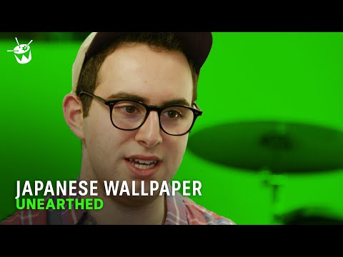 triple j Unearthed: Jamming with Japanese Wallpaper