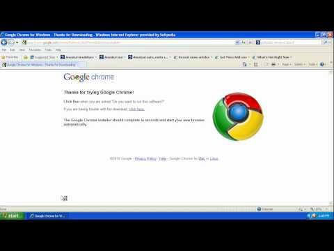 Ghid Instalare Google Chrome pas cu pas
