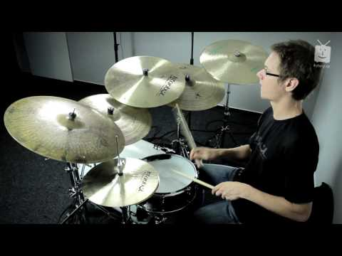 Istanbul Mehmet Ride Cymbal Comparison