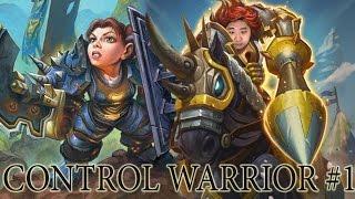 Hearthstone Control Warrior #1 - Bam Bam Bam