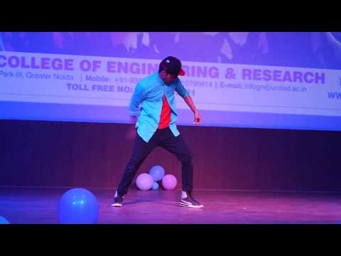 Hamari adhuri kahani soulful dance by dx.