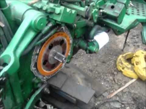 Sistema hidraulico tractor ebro 160